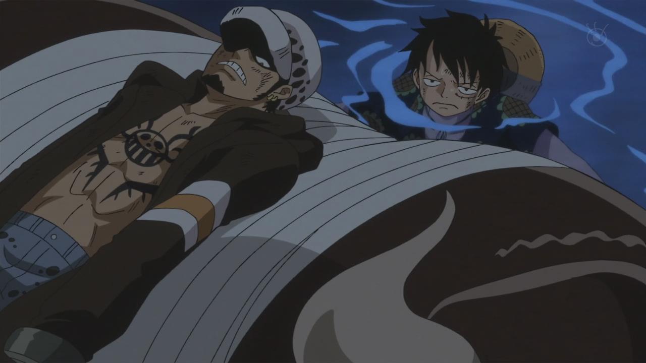 One Piece 689 / Скачать Ван Пис 689 / Большой Куш 689