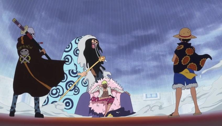 One Piece 697, Скачать Ван Пис 697, смотреть онлайн Большой Куш 697