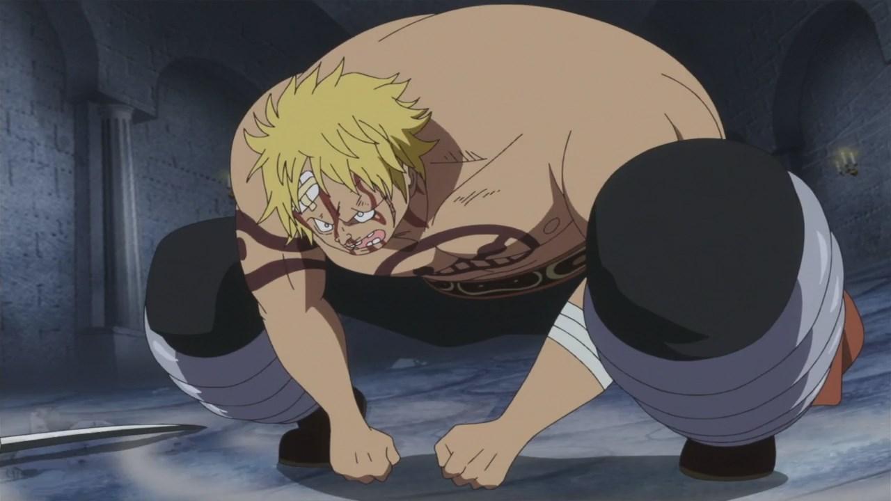 One Piece 709,Скачать Ван Пис 709, Большой Куш 709