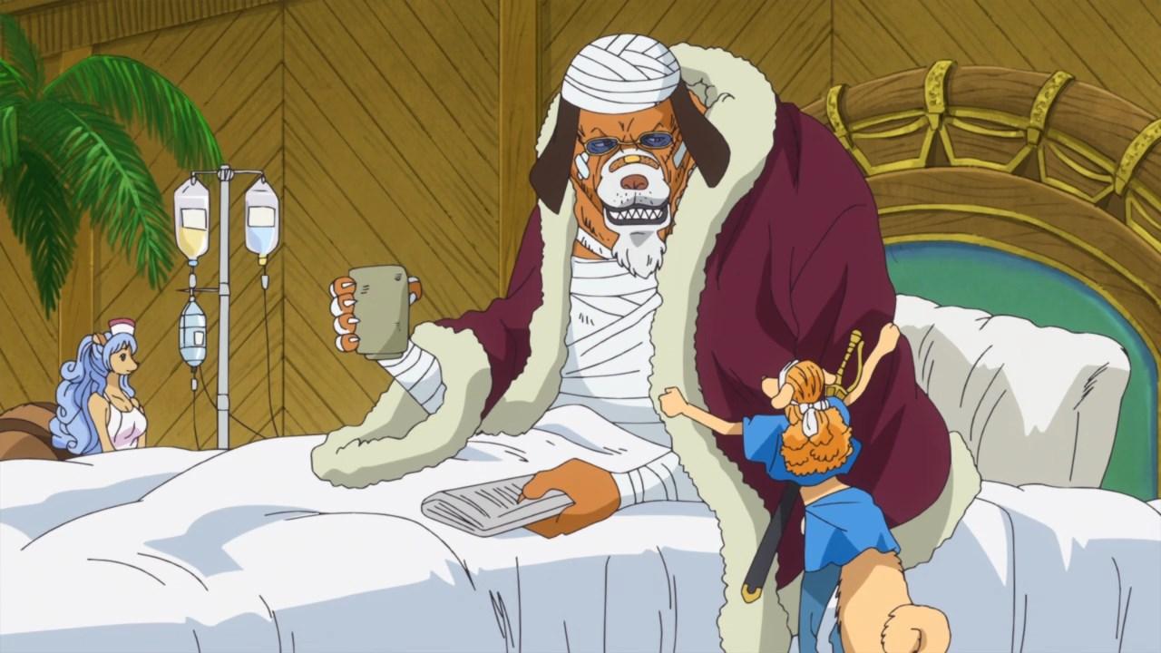 One Piece 758, Скачать Ван Пис 758 ,Большой Куш 758