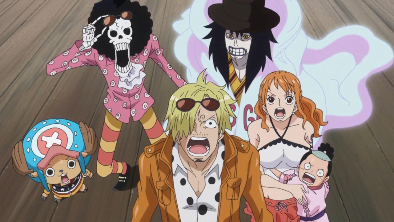 One Piece 760, Скачать Ван Пис 760 ,Большой Куш 760