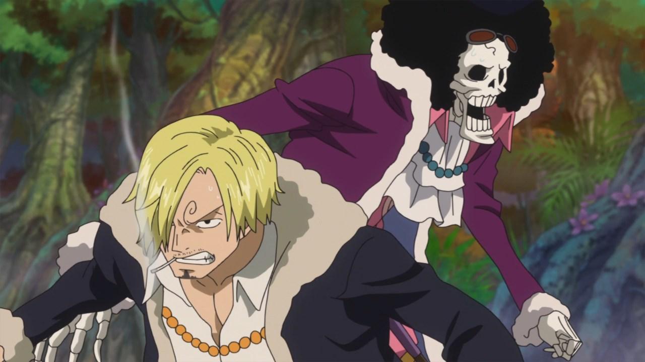 One Piece 763, Скачать Ван Пис 763 ,Большой Куш 763