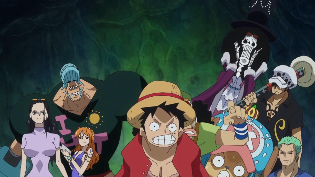 One Piece 769, Скачать Ван Пис 769 ,Большой Куш 769