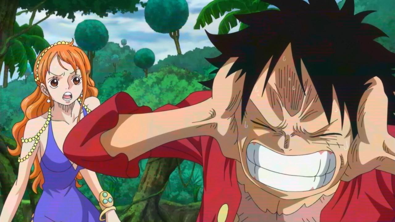 One Piece 773, Скачать Ван Пис 773 ,Большой Куш 773