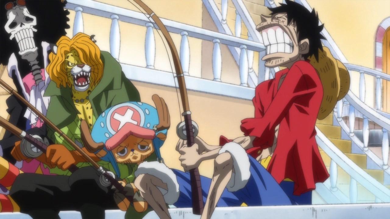 One Piece 784, Скачать Ван Пис 784 ,Большой Куш 784