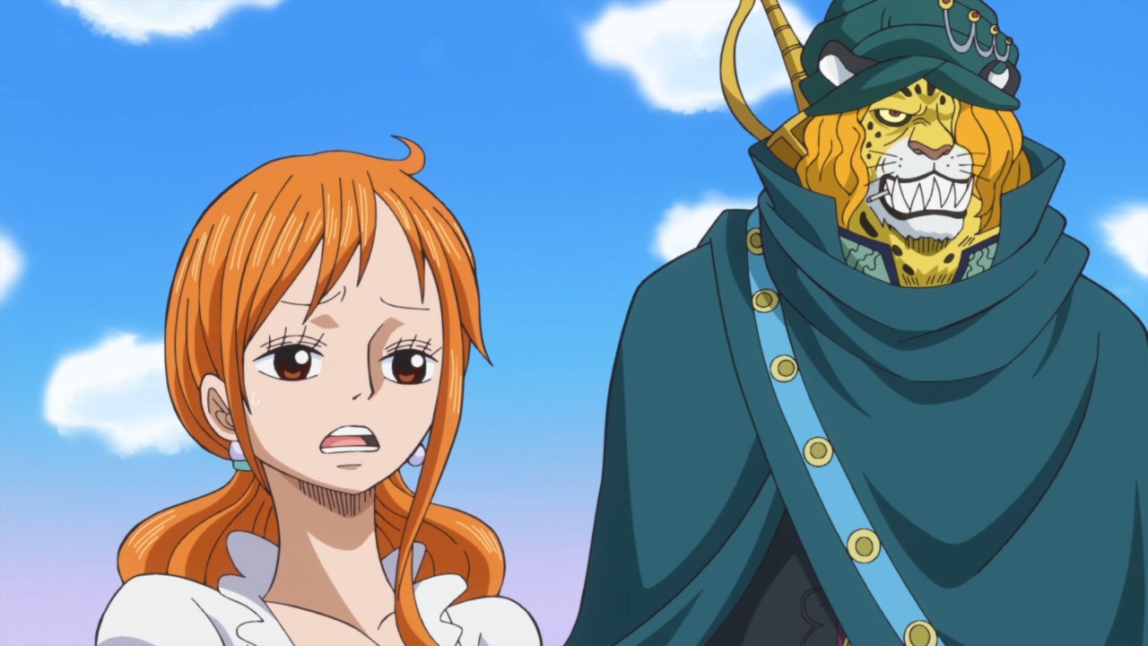 One Piece 789, Скачать Ван Пис 789, Большой Куш 789
