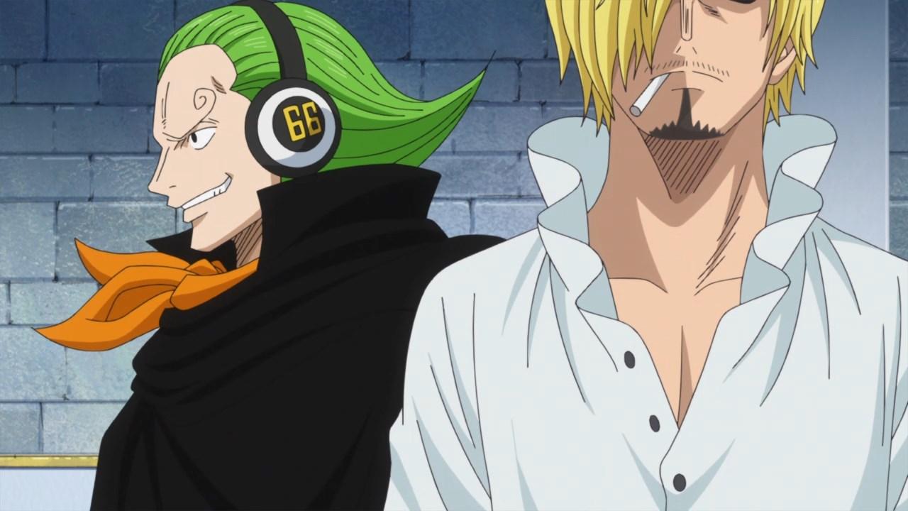 One Piece 790, Скачать Ван Пис 791, Большой Куш 792