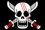Banderas de Las bandas Shanks